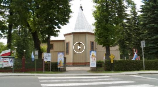Film o Iwoniczu i naszym kościele parafialnym