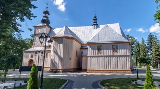 Wirtualny spacer wokół kościoła