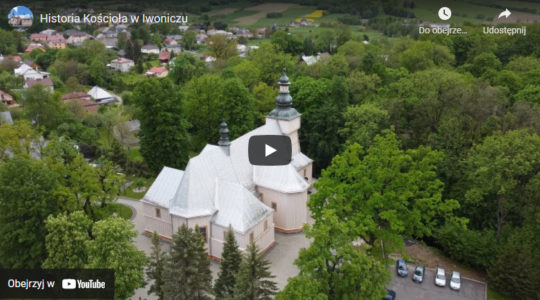 Historia Kościoła w Iwoniczu